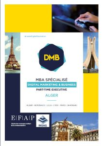 MBA Digital Marketing & Business