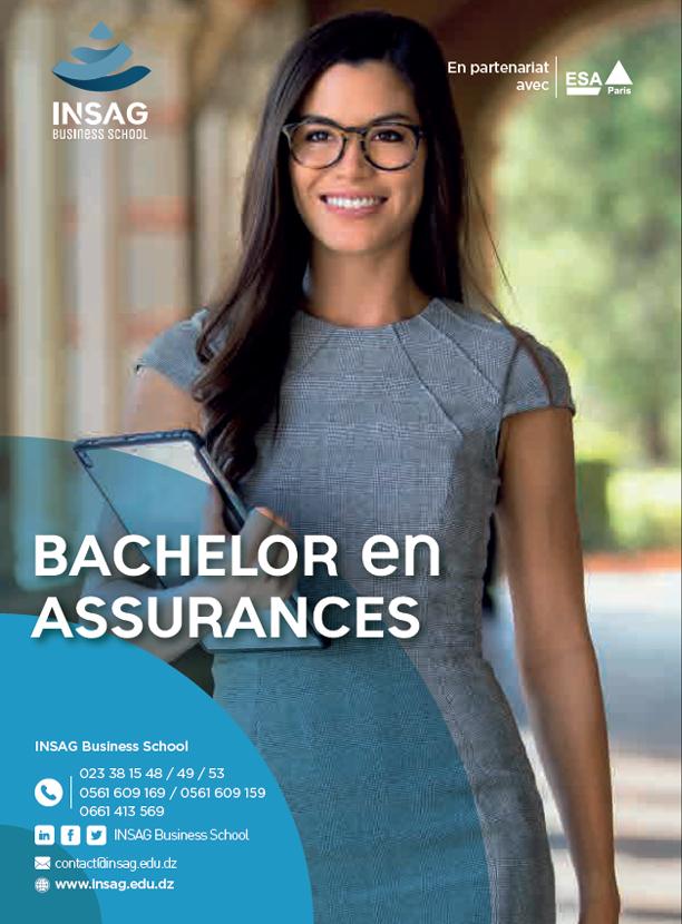 Bachelor en Assurance