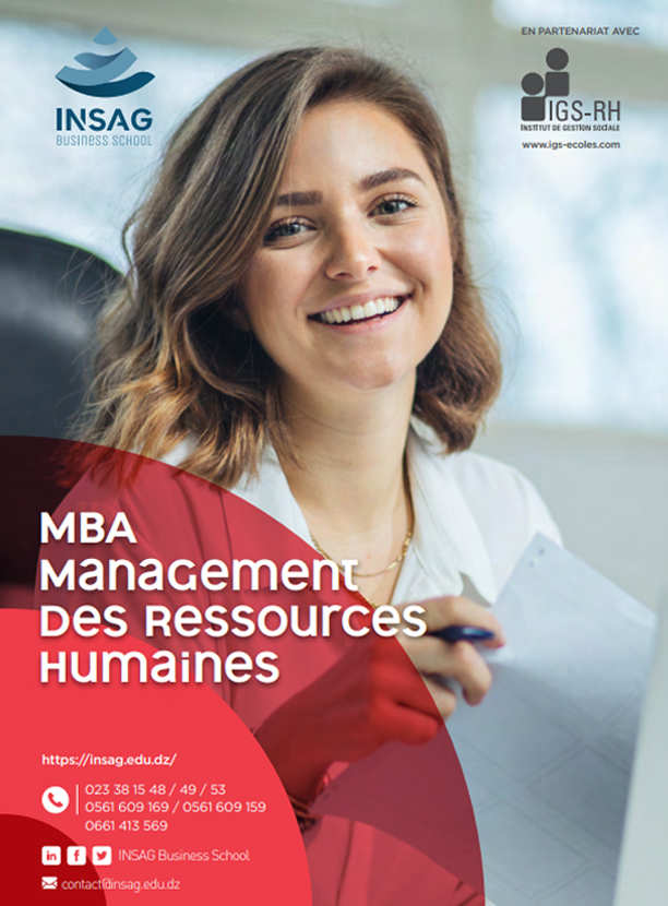 MBA en Ressources Humaines